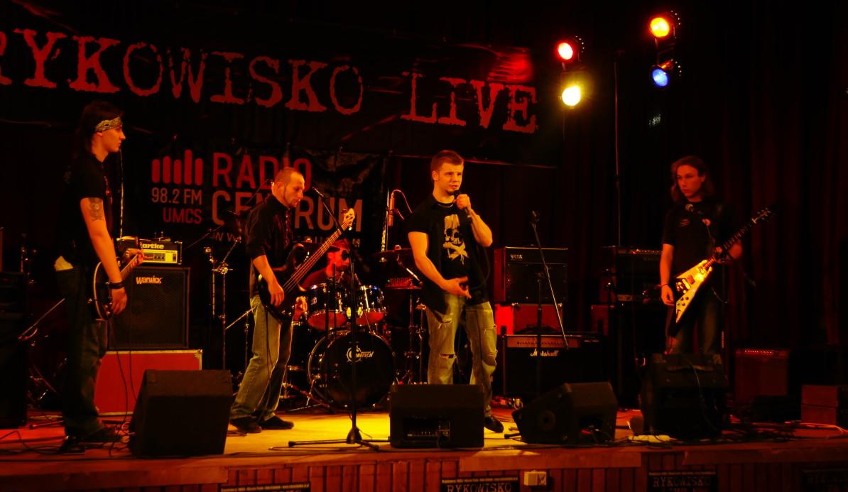 Rykowisko Live 2009