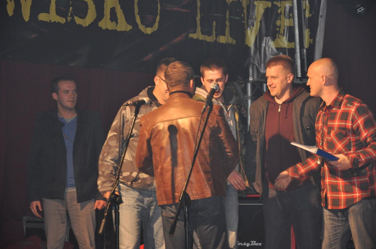Rykowisko Live 2011